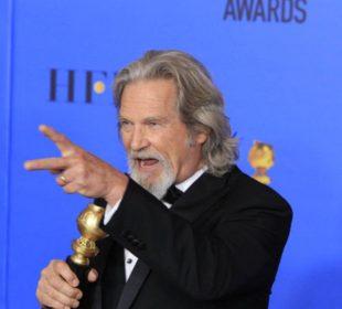 Award winning actor Jeff Bridges has Lymphoma(1)