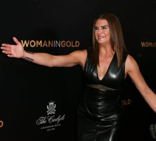 Brooke Shields at 55… my best years are still ahead of me