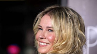 Chelsea Handler is willing to go all the way to get ex boyfriend 50 Cent to denounce Trump!