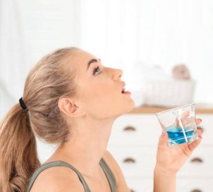 Could using mouthwash help to safeguard you from Covid-19?