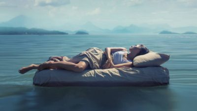 How to take a holiday without leaving your bed