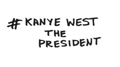 Kanye West voted for the person he truly trusts