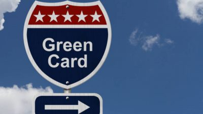 Win the Green Card Lottery to work in the USA
