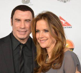 John Travolta's first poignant Christmas without late wife Kelly Preston