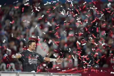 'He did it' Tom Brady secures seventh Super Bowl win