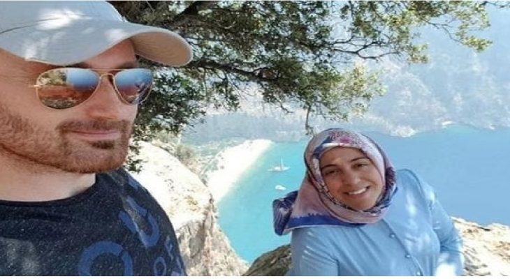 Man throws wife off cliff in Turkey after posing for selfies