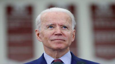 Joe Biden acknowledges grim milestone of over 500,000 deaths in the U.S.