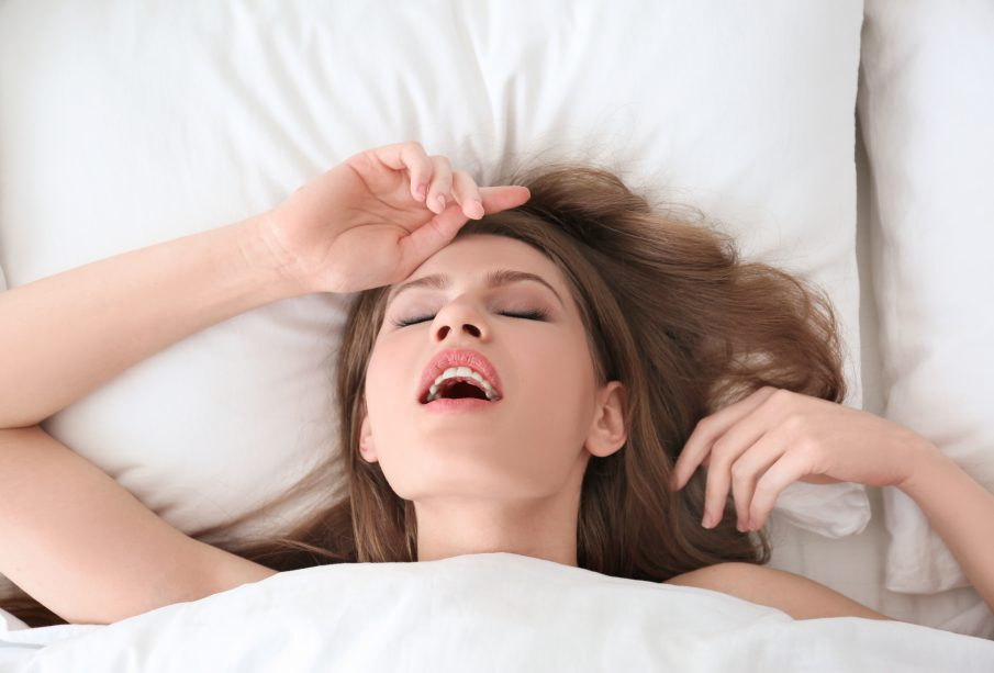 Brain Expert recommends having an orgasm to cure migraine headaches