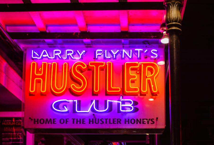 Larry Flynt , dead at 78