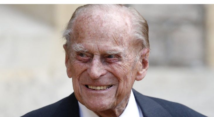 Beloved husband of Queen Elizabeth 11, dead at 99