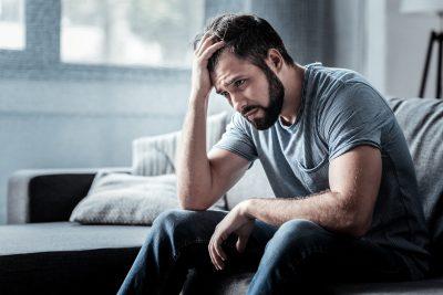 Depression alters visual perception