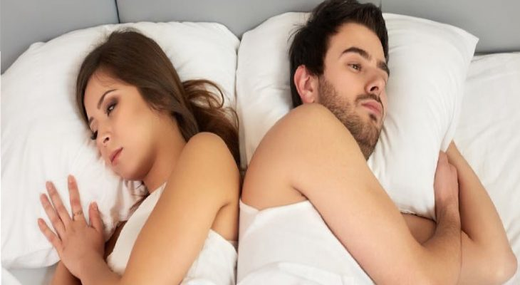 Having Covid could affect your sex life