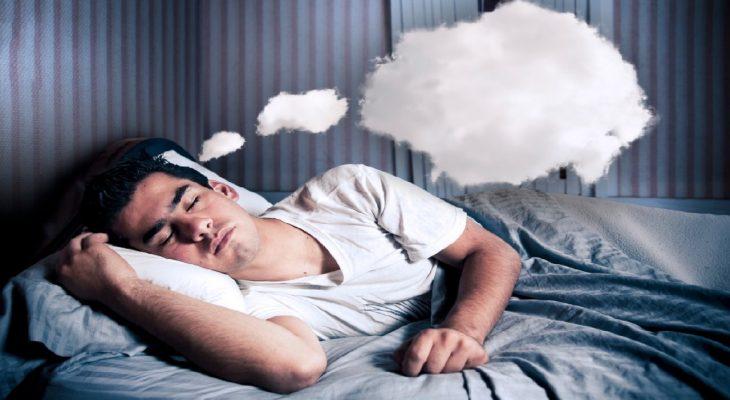 Do you dream a lot?