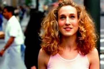 Has Carrie Bradshaw found a hot new love in the upcoming Sex and the City movie?