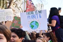 Young people are stressed about Climate Change