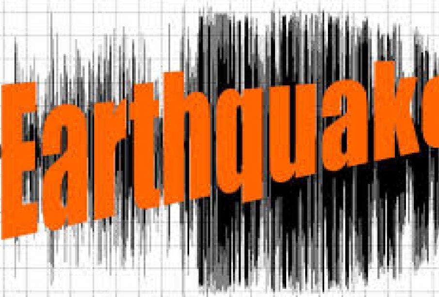 A powerful earthquake has hit Victoria in Australia