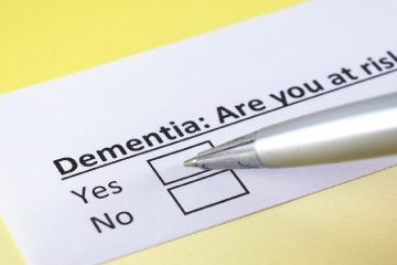 Are you at risk for dementia?
